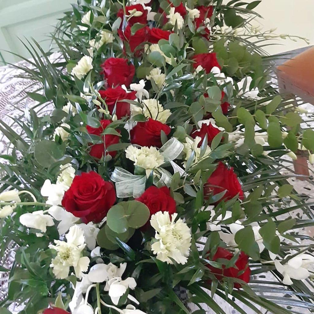 consegna fiori matrimonio